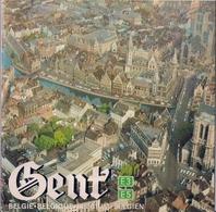 GAND - GHENT - GENT - GUIDE TOURISTIQUE Avec PLAN DES RUES. - Cultura