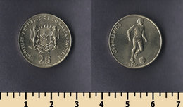 Somalia 25 Shillings 2001 - Somalia