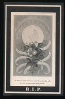 ADEL NOBLESSE - JEAN VAN CALOEN - - BRUGES 1813  - COOLKERKE 1882  - 2 AFBEELDINGEN - Overlijden