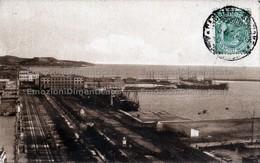 Cagliari Via Roma Porto Navi Ferrovia - Cagliari