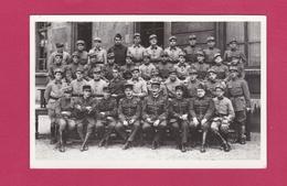 MILITARIA - LYON- ECOLE DU SERVICE DE SANTE MILITAIRE - MARS 1936 - Personnages