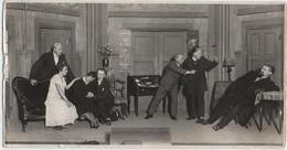 """PHOTO. THEATRE. PIECE """" ROGER-la-HONTE. DERNIER ACTE. 1934. A SITUER. - Fotos"""