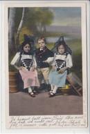 ENFANTS EN COSTUMES - ????? CANTON DE - 10.01.17 - Suisse
