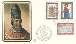 Vaticano 1985 FDC Filagrano San Gregorio VII. - FDC