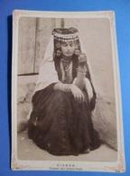 TYPES ALGERIENS 18 PHOTOS DIFFERENTES TRES BEL ENSEMBLE RARE82 - Anciennes (Av. 1900)