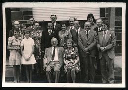 WETTEREN   FOTO 1973  12 X 9 CM  - GOUDEN BRUILOFT  KETS DE PAUW - Wetteren