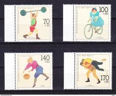 Duitsland West 1991 Nr 1331/34 ** , Zeer Mooi Lot Krt 3192   KOOPJE !!! - [7] République Fédérale