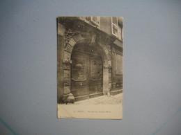 DOLE  -  39  -  Portail Rue Antoine Brun   -  JURA - Dole