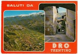 SALUTI DA DRO - TRENTO - VEDUTE - Trento