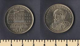 Greece 50 Drachmes 1994 - Greece