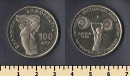 Greece 100 Drachmes 1999 - Greece
