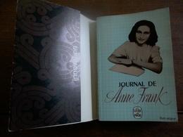 Oud Boek  JOURNAL  De ANNE  FRANK   In Franse Taal - Français