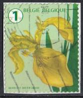 Belgique 2016 Oblitéré Used Flower Fleur Lily Lilium SU - Belgique