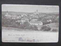 AK PULKAU B. Hollabrunn 1901  ////  D*35907 - Hollabrunn