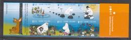 Finland 2007 - Comics: Mumins, Mi-Nr. 1854/59 In Booklet, MNH** - Finlande