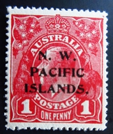 N.W. PACIFIC ISLANDS / New Guinea  .  Georges V + Kangourou . 9 Valeurs Neufs Trace Charnières TBE  . 9 Scans - Papouasie-Nouvelle-Guinée