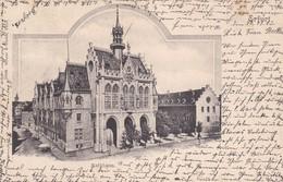 Erfurt 1903 Rathhaus Rathaus - Erfurt