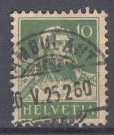 HELVETIA 1921: Mi 164 / YT 161, O AMBULANT - FREE SHIPPING ABOVE 10 EURO - Used Stamps