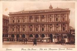 Genova Genoa - Piazza De Ferrari - Sede Della Navigazione Generale Italiana - Italie - Genova (Genoa)