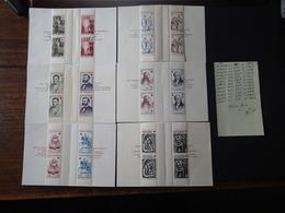 YT CROIX ROUGE Entre 1956  Et 1976 TOUS ** Cote 98€. - France