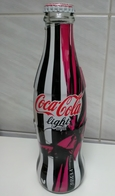 FERRE' - COCA COLA LIGHT TRIBUTE TO FASHION 2010 - BOTTIGLIETTA ML. 250 - COLLEZIONISMO - Botellas