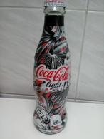 FERRAGAMO - COCA COLA LIGHT TRIBUTE TO FASHION 2010 - BOTTIGLIETTA ML. 250 - COLLEZIONISMO - Botellas