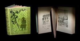 [Cartonnage EMPIRE] DUPUIS (Eudoxie) - Le Page De Napoléon, Ill. JOB. - Libri, Riviste, Fumetti