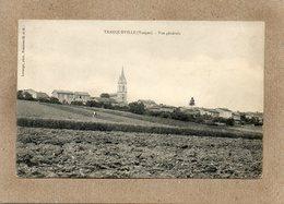 CPA - TRANQUEVILLE (88) - Aspect Du Bourg Au Début Du Siècle - Francia
