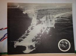 PORTE-AVIONS CLEMENCEAU - Livret De Présentation 1964 - Boten