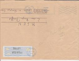 Lettre 2007 Oblitération Machine à Oblitérer NEOPOST Flamme FD FAUSSE DIRECTION 51 REIMS CCT1 MARNE - Poststempel (Briefe)