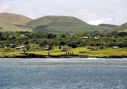 1 AK Easter Island - Rapa Nui - Osterinsel * Ansicht Dieser Insel - Gehört Zu Chile - Seit 1996 UNESCO Weltkulturerbe - Rapa Nui