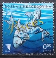 2004 BOSNIA AND HERZEGOVINA BHP SARAJEVO Horoscope Signs - Bosnië En Herzegovina