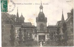 CHEVIGNY EN VALLIERE .... CHATEAU DES TOURELLES - France