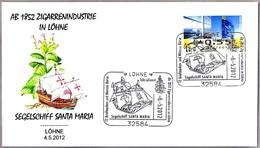 INDUSTRIA DEL TABACO DESDE 1852 - SNUFF INDUSTRY SINCE 1852. Lohne 2012 - Tabaco