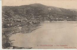 CPA  - VILLEFRANCHE VUE D'ENSEMBLE - PICARD - 79 - Villefranche-sur-Mer