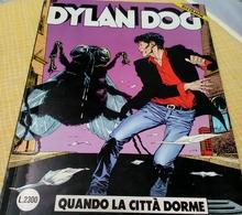 LOTTO 6 FUMETTI  DYLAN DOG - GUARDA FOTO PER TITOLI - COLLEZIONISMO CARTACEO - Dylan Dog