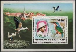 HAUTE-VOLTA BF 5AF ** MNH : Albert SCHWEITZER Kaysersberg Gunsbach Lambaréné Gabon Prix NOBEL Paix - Albert Schweitzer