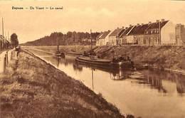 Deinze Deynze - De Vaart - Le Canal (Uitg. Bouweraerts) - Deinze