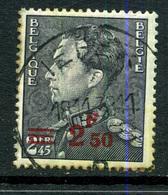 Belgique COB 478 ° Liège - 1936-1951 Poortman