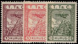 Turkey 1933 Aviation Fund Unmounted Mint. - 1921-... Republic