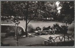 CPSM 62 - Hénin Liétard - Le Jardin Public - Henin-Beaumont