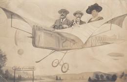 03 - Allier - Vichy - Fête De L'Aviation - Une Belle Fantaisie - Vichy