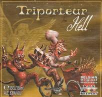 Etiket   Triporteur - Bière