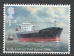 Great Britain 2013. Scott #3224 (U) Merchant Navy Ship, Lord Hinton 1986 * - 1952-.... (Elizabeth II)
