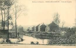 59 - BERSILLIES L'ABBAYE - Route De Cousolre - Erquelinnes