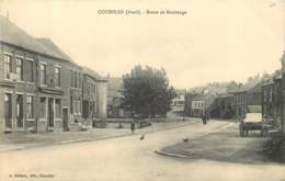 59 - COUSOLRE - Route De Maubeuge - Andere Gemeenten