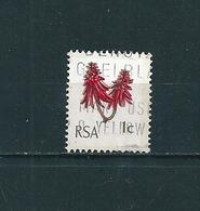 317 Fleur De Kafferboom Timbre RSA Afrique Du Sud (1969) Oblitéré - Afrique Du Sud (1961-...)