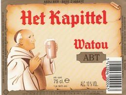 Etiket  Van  Eecke - Bière