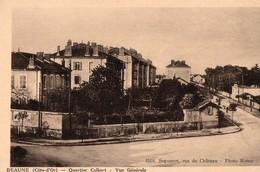 CPA - N - COTE D'OR - BEAUNE - QUARTIER COLBERT - VUE GENERALE - Beaune