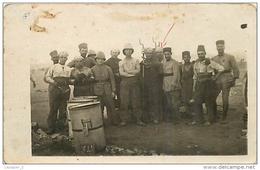 Algérie Telergma 3 Eme Zouaves 2 E Bataillon De Discipline Sept. 1924 Carte Photo Militaire - Guerre, Militaire